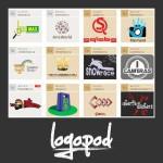 Logopod — разработка фирменного логотипа для домена