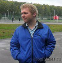 Антон Краморов, автор блога jonyit.ru