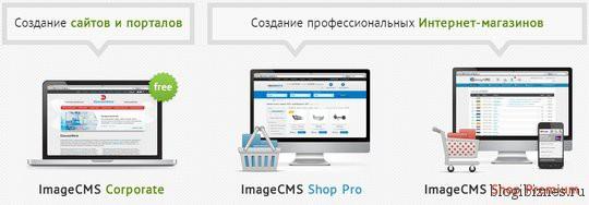 Система управления сайтом ImageCMS
