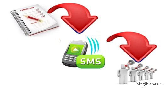 Как организовать смс рассылку