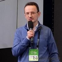 Александр Садовский на конференции IBC Russia 2013 в Москве