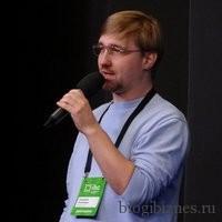 Руководитель проекта Поиск@Mail.Ru Андрей Калинин на IBC Russia 2013