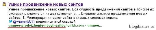Кейворд в url главной страницы сайта