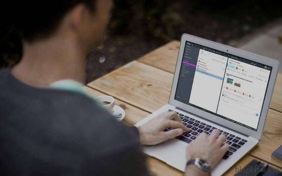 Контроль над проектами онлайн в системе Wrike